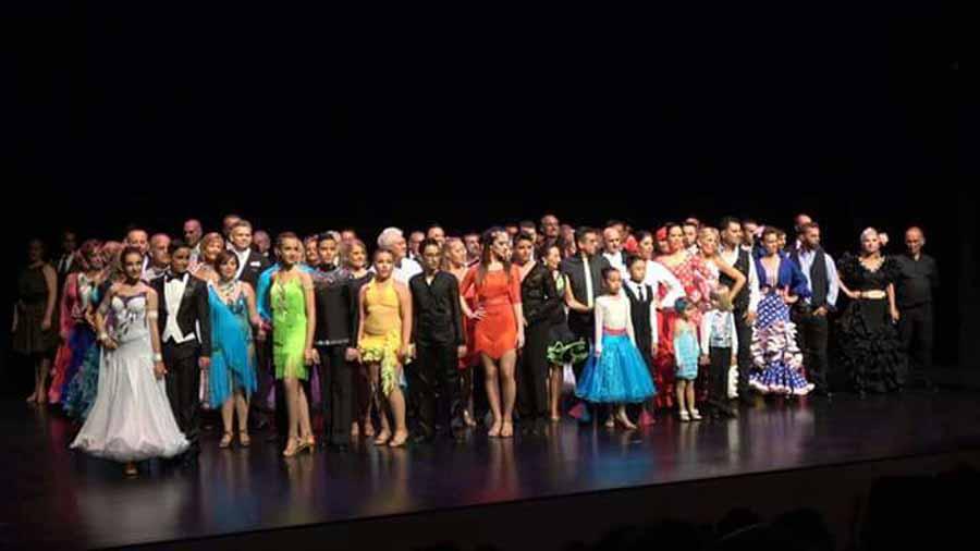 Actualidad Actualidad Extraordinario éxito del Campeonato de Baile de Escenario de Cataluña