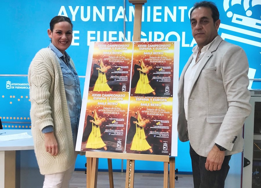 Actualidad Actualidad Fuengirola se viste de gala para acoger el XXVIII Campeonato de España y de Europa de Baile Retro del 24 de febrero al 3 de marzo