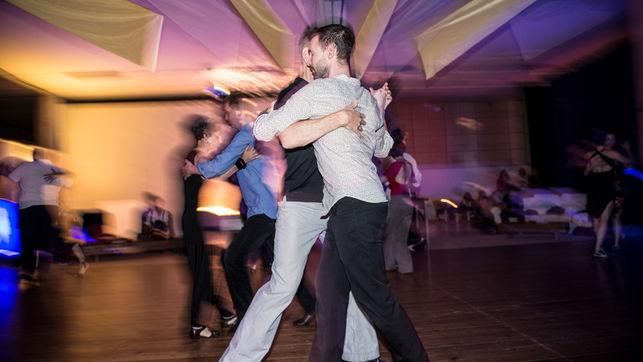 Baile Gay Baile  Gay 'Tango queer', pasos de baile contra los roles de género