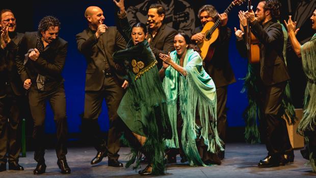 Flamenco Flamenco «Voces», de Sara Baras: bailar con la sonrisa