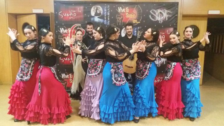 Actualidad Actualidad Siete bailarinas de Mérida representarán a España en el Dancing Star de París