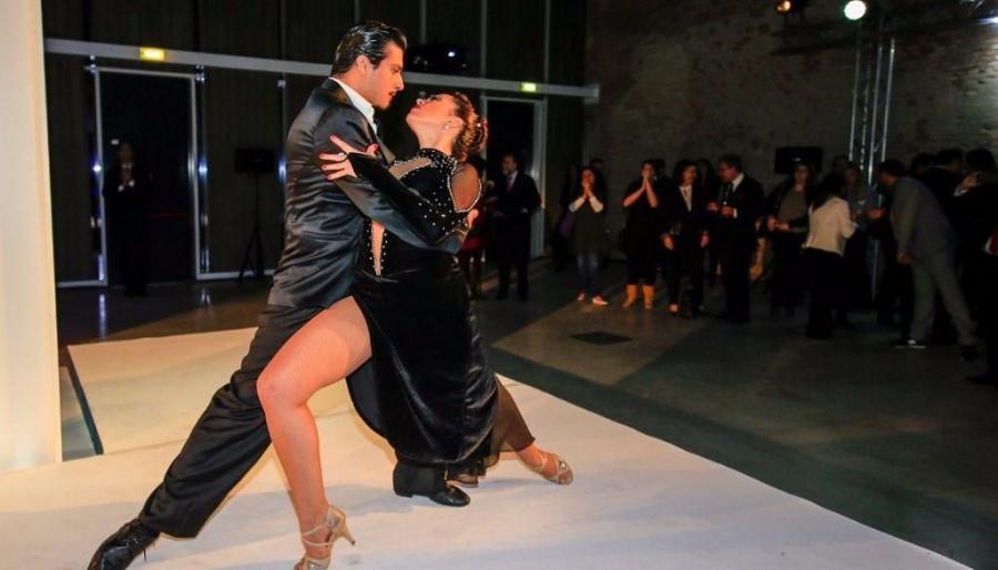 Actualidad Actualidad El tango se lució en Milán