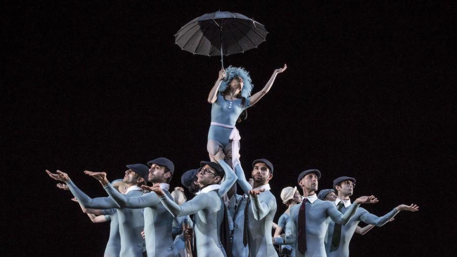 """Actualidad Actualidad La Ópera de Roma honra a la """"danza del futuro"""" con Robbins, Preljocaj y Ekman"""
