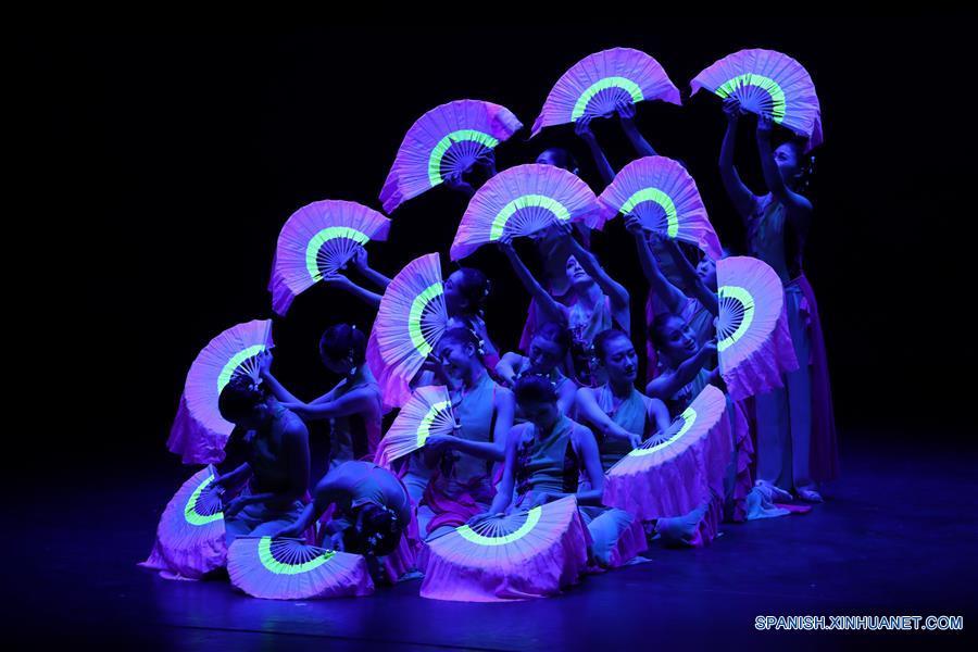 Actualidad Actualidad Ballet de China realiza presentación en Israel