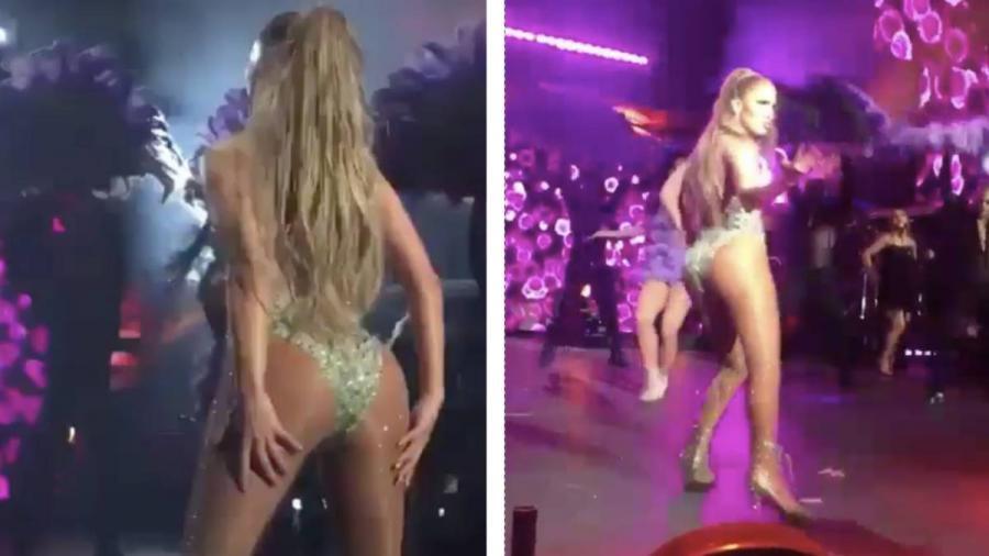 Actualidad Actualidad JLo hace enloquecer a sus fanáticos con este baile