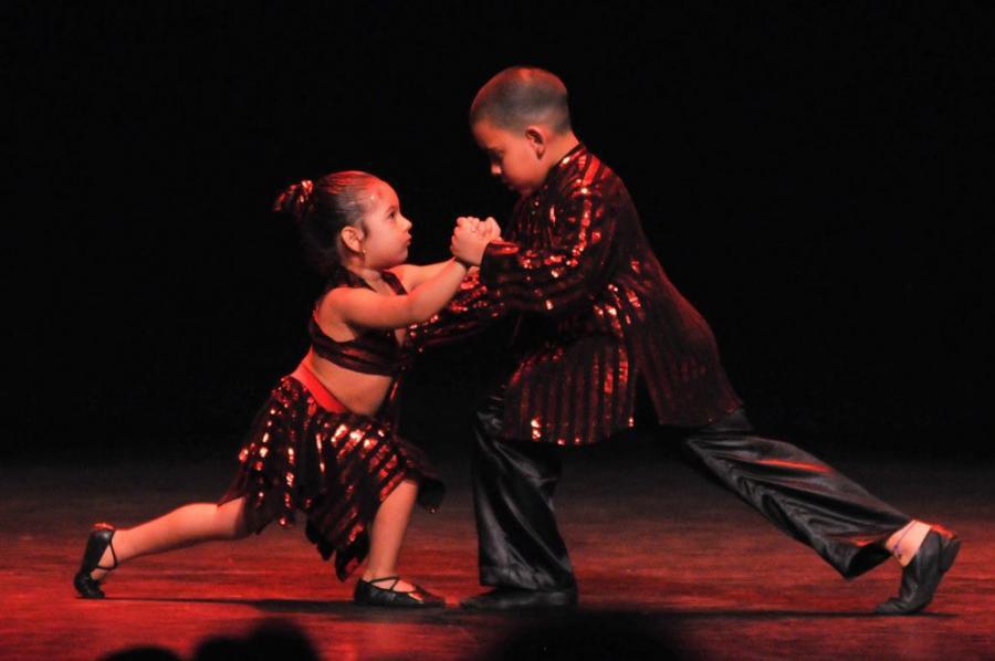 Actualidad Actualidad Tango para niños
