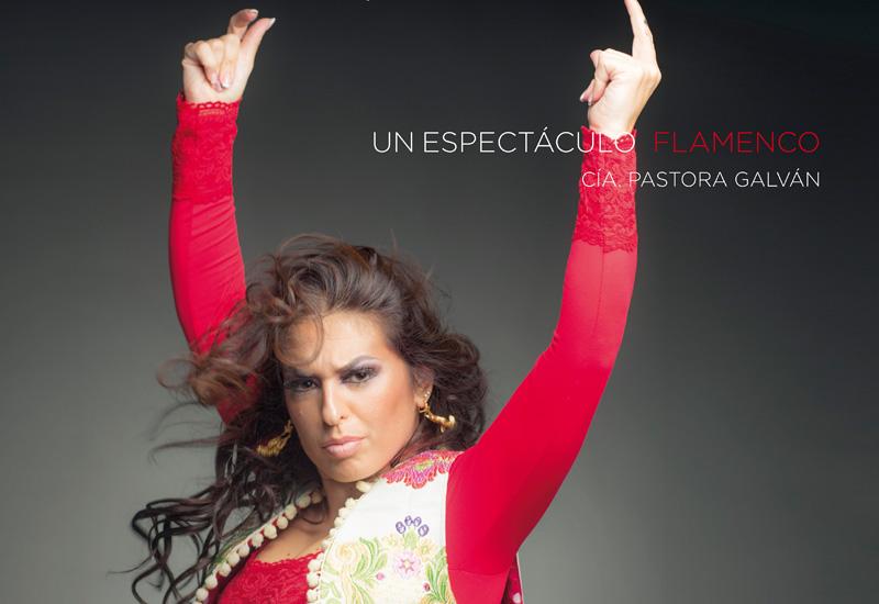 """Flamenco Flamenco La compañía de Pastora Galván presenta en Utrera """"Pastora baila"""""""