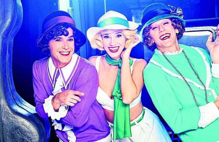 Musicales Musicales Con Sugar, la comedia musical brillante vuelve a la calle Corrientes