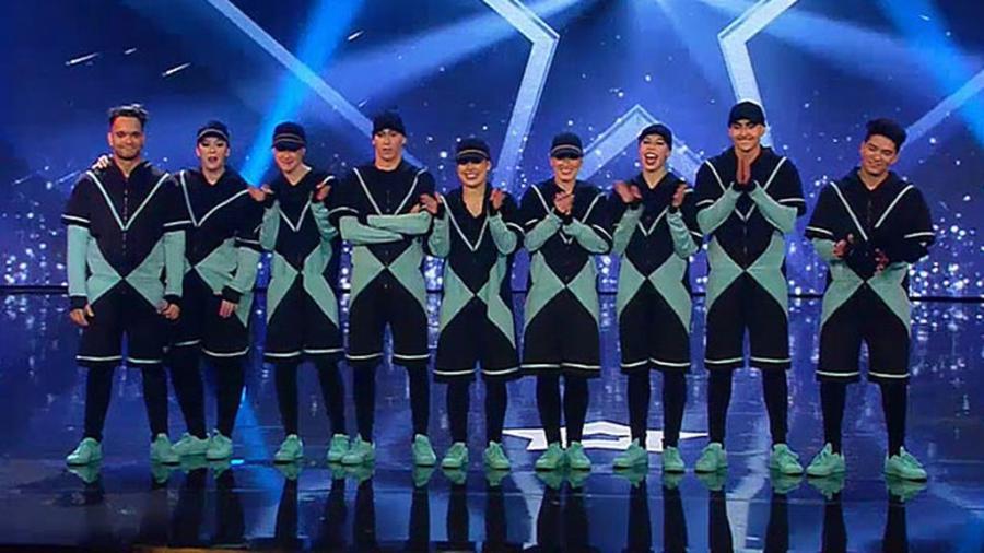 Actualidad Actualidad 'X-Adows', los ganadores del especial 'Got Talent Dance'