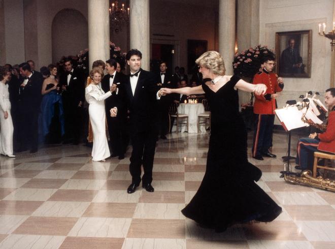 Actualidad Actualidad John Travolta no fue la primera elección de Lady Di para este baile