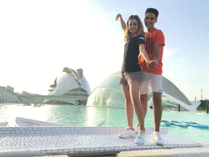 Actualidad Actualidad Los ourensanos Joel Cruz y Ada Rúa, los mejores de España bailando salsa cubana