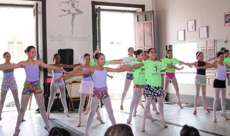 Actualidad Actualidad Ballet Señorial: bailando y creciendo hace 28 años