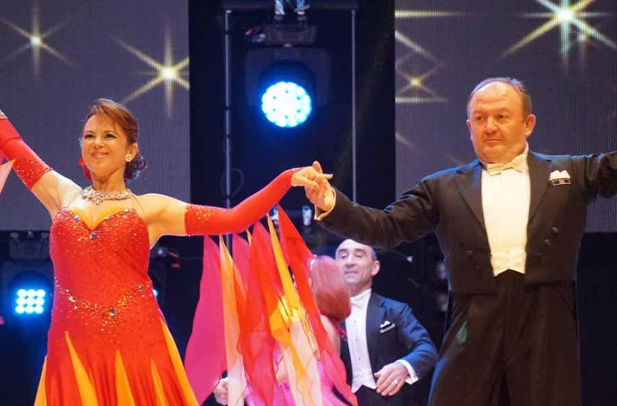 """Actualidad Actualidad Juan Bergillos y María Jesús Sánchez, profesores: """"La gente del baile nos deberíamos unir y promocionar más campeonatos"""""""