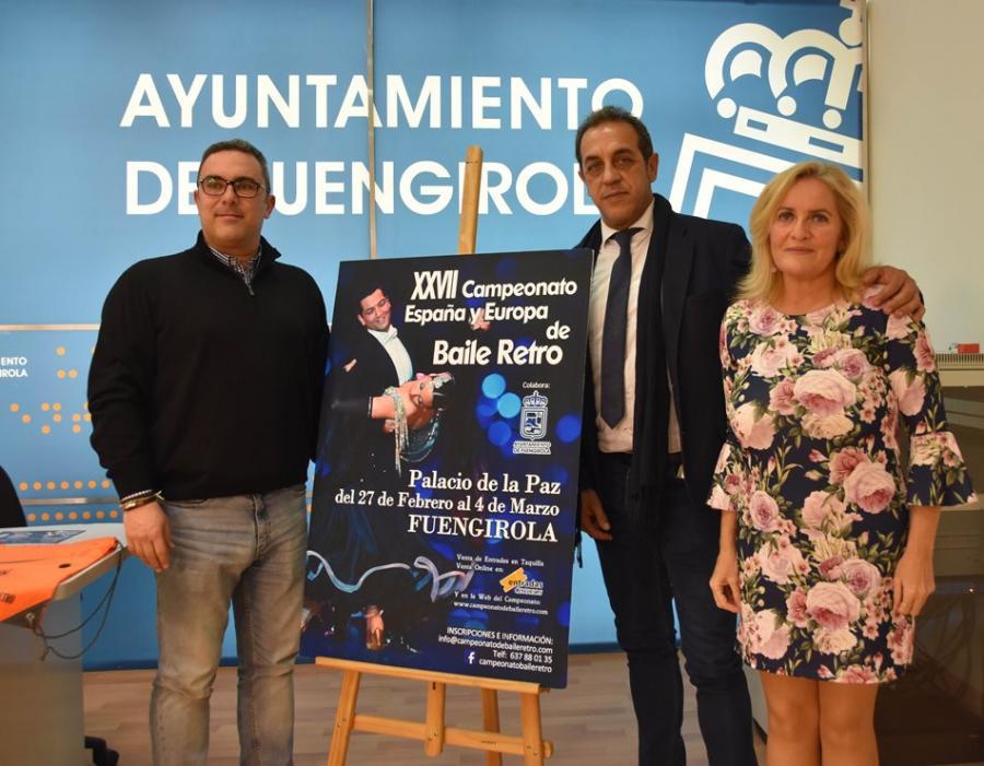 Actualidad Actualidad Más de 600 bailarines inscritos en el XXVII Campeonato de España y de Europa de Baile Retro de Fuengirola