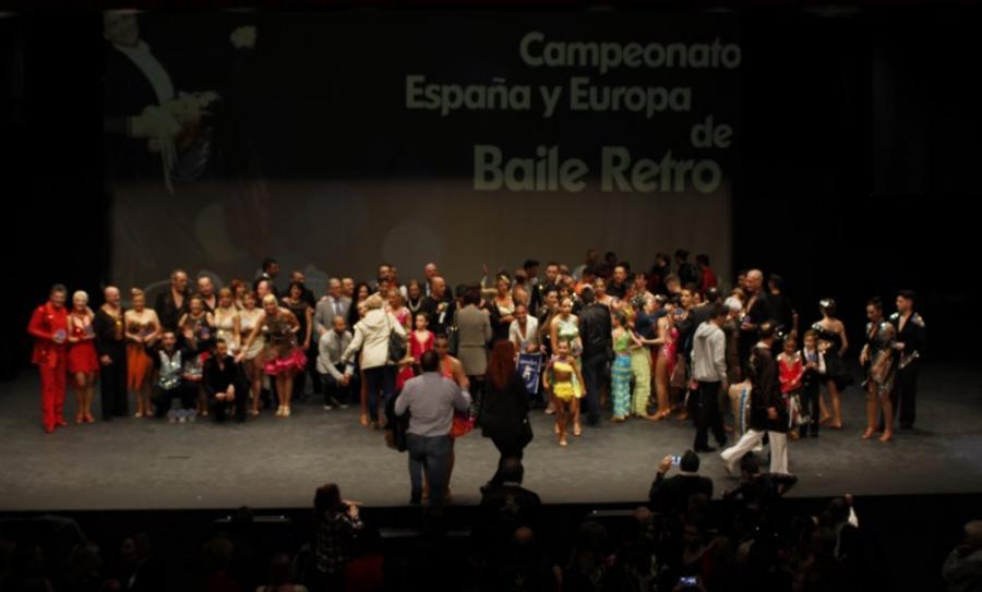 Actualidad Actualidad Las Finales de Europa de Vals, Tango y Chachachá brillaron con luz propia en el Palacio de la Paz de Fuengirola