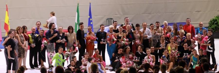 Actualidad Actualidad El III Campeonato de Baile Retro de Chiclana convierte a la ciudad gaditana en la capital de los bailes de salón durante el fin de semana